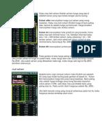 Pemahaman saham
