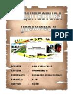 Zona Urbana y Rural EXPOSICION