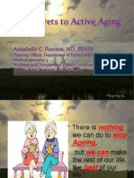 Secrets to Active Aging
