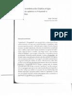 A Teoria Econômica Dos Estados Antigos - Jurgen Deininger