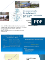 Lasinundacionesenelparaguay Pilar 4abril2016 Rmd 170509172827
