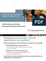 CCNA2 Material Instructor Capitulo 6