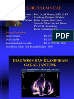 Heart Failure Diagnostic -Classification- Hopecardis 2015 Jakarta Revised