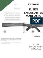 El Zen en Las Artes Marciales Libro Completo Cropped