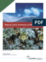 Amenza Pascualama a La Biodiversidad
