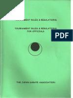 Tournament Rules&Regulations