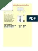 (4) Air Condition Size Calculator (1.1.18).xlsx