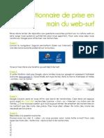 """Questionnaire exercice """"internet c'est quoi"""""""