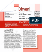 Dhvani Poster