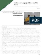 autismodiario.org-Los Trastornos Específicos del Lenguaje TEL y los TEA Las diferencias implícitas.pdf