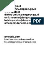 Website Utama Koperasi Dan Umkm