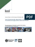 Summary Report Bbl Mna Synergos Social Innovators