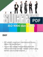 ISO 9000 dan 14000