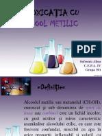 Intoxicatia Cu Metanol