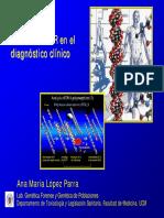 Tecnicas de PCR