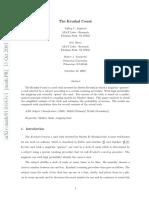 Lagarias, Rains, Vanderbei - The Kruskal Count.pdf