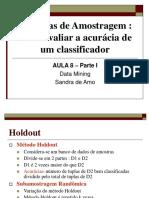 TecnicasAmostragem-ClassificadorRedesNeurais