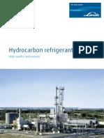 Hydrocarbon Refrigerants