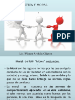 1.1. Etica, Moral y Valores