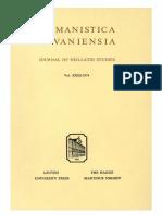 Humanistica Lovaniensia Vol. 23, 1974.pdf