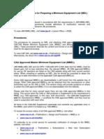 20090123InformationSourcesForPreparingAnMEL