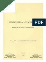 Humanistica Lovaniensia Vol. 21, 1972.pdf