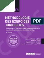 J2L3 (Corrigé) - Droit des libertés fonda (Méthodo)