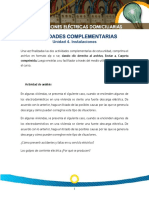 Act Complementaria Analisis Semana u4