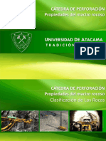 (2) PERFO - Propiedades de La Roca