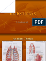 Hemothorax Power p