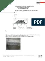 1. Method NSG H for Beam or Slab