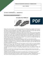 5º Básico Lenguaje y Comunicacion 2018 Evaluacion Diagnostica