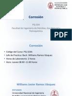Corrosion - Introduccion
