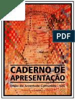 Caderno de Apresentação UJC