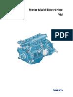 Motor MWM Electronico,VM,VOLVO.37 Pag