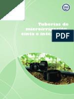 Tuberías de Microirrigación, Cinta e Integrados