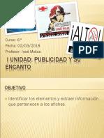 IV Unidad Afiches propagandistico 6°.ppt
