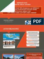 Proses Produksi Ikan Teri (Stolephorus Sp)