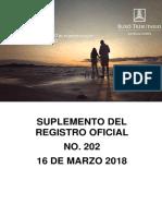 RO# 202 - S Apruébese el nuevo formulario para la declaración del impuesto al valor agregado (16 Mzo. 2018).pdf