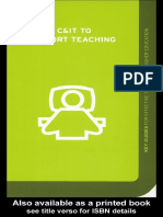 Effective Teaching in Schools Theory and Practice 3rd Edition