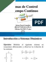 Ext 2 - Sistemas Dinamicos