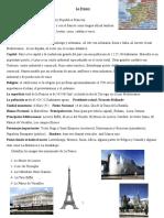 Libro de Francés 7