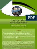 el paisaje chileno 2°básico