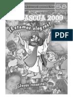 1 Semana Santa y Pascua 2009 Revista (1)