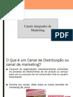 Canais e Distribuiçao