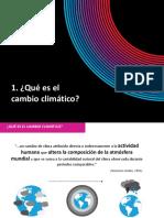 3. Cambio Climatico - Ipcc