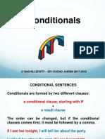 Unit 4 Conditionals
