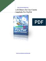 Cuentas Congeladas Paypal