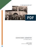 Genocidio Armenio - Pablo Ortiz Ávila