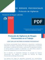 Presentación Protocolo de Vigilancia Riesgos Psicosociales en El Trabajo (RSPT)